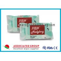 Wholesale Hypoallergenic Disinfectant Wet Wipes for Hands Wet Tissue Wipes from china suppliers