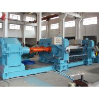 """Wholesale High hardness Ø26""""x80"""" Electric Two Roll Rubber Mixing Mill With Cooling water from china suppliers"""