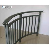 Wholesale Custom aluminum extrusion 6063 , 6060 T5  For Hand Rail GB 5237-2008 Standard from china suppliers