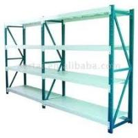 Wholesale Knock down retail heavy duty wire display stand rack shelf / storage shelving units from china suppliers