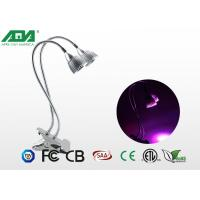 Wholesale Flexible Swan Neck 10W Dual Head LED Grow Light Aluminum alloy body from china suppliers