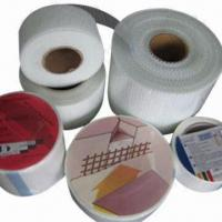 Wholesale Fiberglass Mesh Tape, Treated by Adhesive Latex from china suppliers