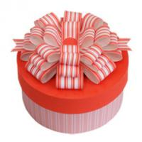 Wholesale Paper Cylinder - Shaped Gift Box Packaging Pink For Birthday Cake from china suppliers