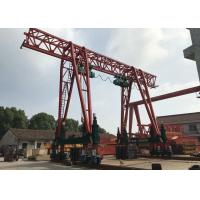 Wholesale Single girder gantry crane which could climb stairs / 60T-20m -9m/ from china suppliers