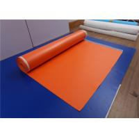 Wholesale 3 in 1 Laminate Flooring Underlayment , 0.04mm PE IXPE Eco Foam Underlay for Floors from china suppliers