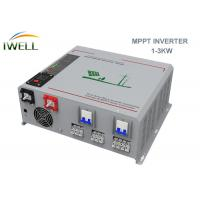 Wholesale MPPT SOLAR INVERTER 1KW 2KW 3KW Hybrid Power Inverter 230Vac 220Vac 240Vac for solar system from china suppliers
