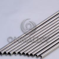 Wholesale OD0.2mm ~ 8mm FeNi29Co17 Precision Alloys / Kovar Capillary Pipe from china suppliers