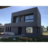 Buy cheap Light Steel Structure Villa Of Contracted Style / Prefab Steel Frame Houses from wholesalers
