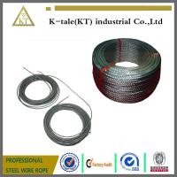 Wholesale 1x7 3mm Steel Wire Rope for Agricultural from china suppliers