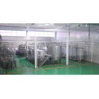 Turnkey project Food Grade6000LPH -10000LPH Automatic UHT milk production line /plant For Fresh Milk and Powder Milk