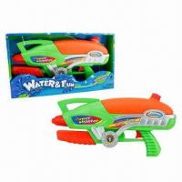 Wholesale 42cm Plastic Long Distance Water Gun Toy from china suppliers