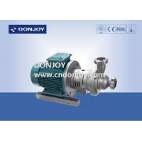 Wholesale CIP - 20 self priming pump for pipeline cleaning and return,High Purtiy CIP Pumps from china suppliers