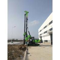 Wholesale TYSIM KR125A Rotary Piling Rig 43m Depth Foundation Piles Equipment with 45m Friction Kelly Bar from china suppliers