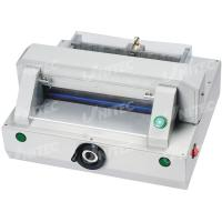 Wholesale Compact Automatic Table Top Paper Cutting Machine 320mm Table Depth HD-QZ320 from china suppliers