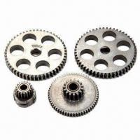 China Spur gears, sintered parts, used in home appliances, made by powder metallurgy technology on sale
