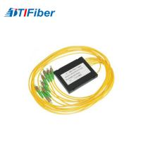 Wholesale Customized yellow FTB ABS Fiber splitter ABS box apc fiber optic pigtail from china suppliers