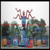 Wholesale hot sale !!! high quality and cheap amusement rides giant octopus rides from china suppliers