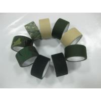 Wholesale 10m Fire retardant waterproof camouflage fabric cloth camo tape from china suppliers