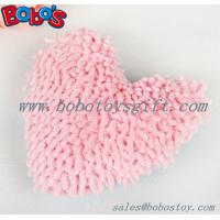 Wholesale Plush Pink Heart Shape Pet Toy With Squeaker from china suppliers
