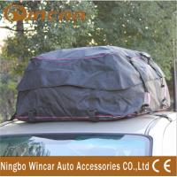 Wholesale 1000 D Tarpaulin Roof Top Cargo storage Bag for 4x4  car / auto Travelling from Ningbo Wincar from china suppliers