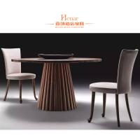 Wholesale Restaurant Unique Modern Dining Room Tables / Rustic Wood Banquet Dining Tables from china suppliers