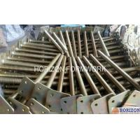 Wholesale Scaffolding jack base and U head. Compact structure from china suppliers
