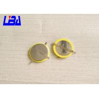 Wholesale Original Cr2032 Lithium Battery With Solder , Durable Cr2032 With Connector from china suppliers