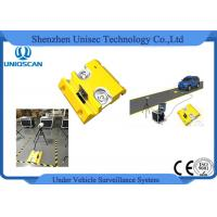 Wholesale Mobile Type Under Vehicle Surveillance System with License Plate Recognition from china suppliers