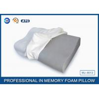 Wholesale Visco Elastic Contoured Bamboo Charcoal Memory Foam Pillow For Neck Orthopedic from china suppliers