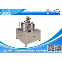 Wholesale Water Cooling Electromagnetic Separator , Magnetic Iron Ore Separator from china suppliers