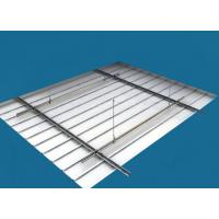 Wholesale Durability Aluminium Strip Ceiling Panel Healthy Material for workshop from china suppliers