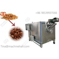 Wholesale High quality almond roasting machine for sale/ almond roaster equipment factory price China supplier from china suppliers