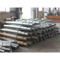 Wholesale 9Cr2 Diameter 250 - 700mm Forged Steel Straightening Rollers With H - Beam / Rail Beams / Rod ISO 9001  2008 from china suppliers