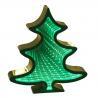 Buy cheap Xmas tree led mirror tunnel light from wholesalers