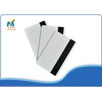 Wholesale Inkjet Print PVC Magnetic Strip Card from china suppliers