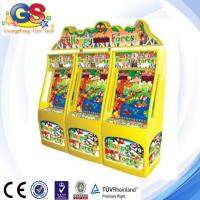 Buy cheap Happy Forest lottery machine ticket redemption game machine from wholesalers