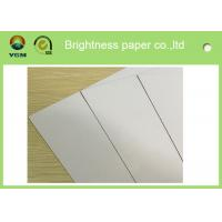 Wholesale 250gsm - 450gsm Duplex Blister Board Paper White Back 100% Virgin Pulp Material from china suppliers