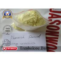 Wholesale Yellow Oral Trenbolone Steroids Powder , Trenbolone Base Bodybuilding Supplements from china suppliers