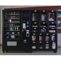 Wholesale Airport Adult toys and products refrigerated vending machine retail Metal frame from china suppliers