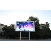 High Quality Waterproof P10 Aluminum Module  Outdoor Advertising LED Screen   billboards Signs