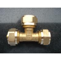 Wholesale compression fitting for pex-al-pex pipe from china suppliers
