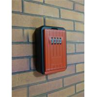 Wholesale Four Wheel Combination Outdoor Key Lock Box for Multiple Keys or Cards from china suppliers