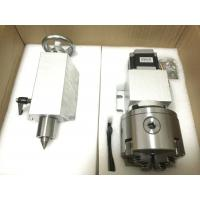 Wholesale Gapless Harmonic Drive Reduction CNC 4th Axis K12-100mm 4 Jaw With Reduction Gearbox from china suppliers