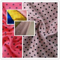Wholesale F5150 soft poly satin span full dull printing for lady fashion dress skirt from china suppliers