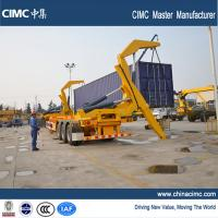 Wholesale 20ft 40ft container side loader from china suppliers