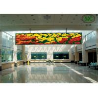 Wholesale Advertising P6 Indoor Full Color LED Display Unit With Flight Case from china suppliers