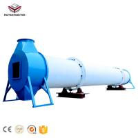 Wholesale CE Certification High Quatility 12 Meters Long Wood Chips Drum Rotary Dryer from china suppliers