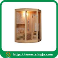 Wholesale Wooden Sauna Cabin with CD Player(SR-B3) from china suppliers