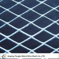 Wholesale Carbon Steel Expanded Metal |Flattened/Standard Expanded Mesh from china suppliers