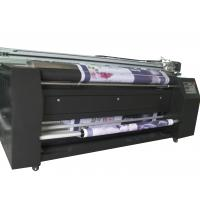 Wholesale Digital Fabric Plotter On Satin Polyester Cotton , Max Printing Width 2100mm from china suppliers